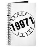 Dewey Beach 19971 Journal