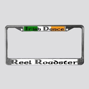 Reel Roadster - License Plate Frame
