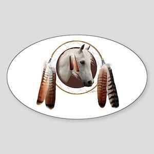 Sweet Dream Oval Sticker