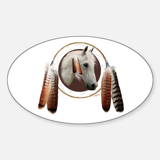 Sweet Dream Oval Decal