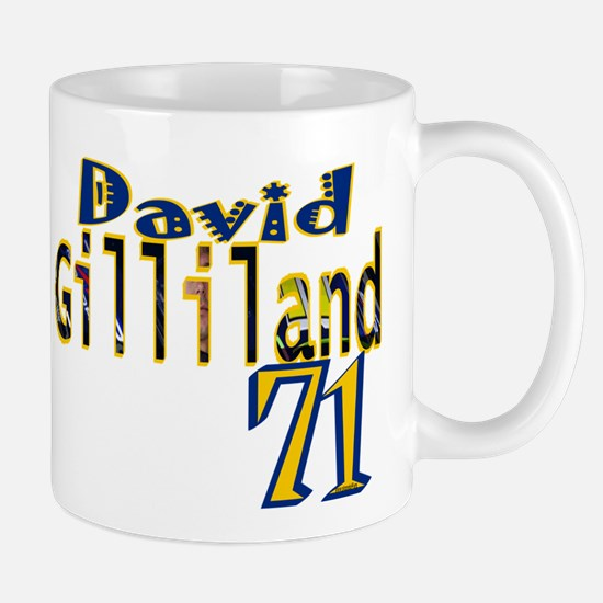 David Gilliland Mug