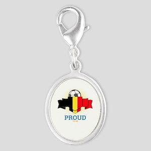 Football Belgians Belgium Soccer Team Sport Charms