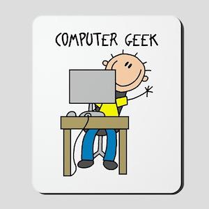 Computer Geek Mousepad