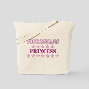 Guardsmans Princess Tote Bag