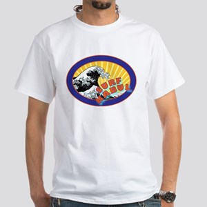 Surf Kabul White T-Shirt