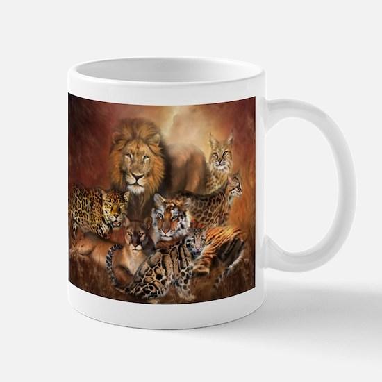 Unique African animals Mug
