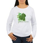 Humulus Lupulus II Women's Long Sleeve T-Shirt