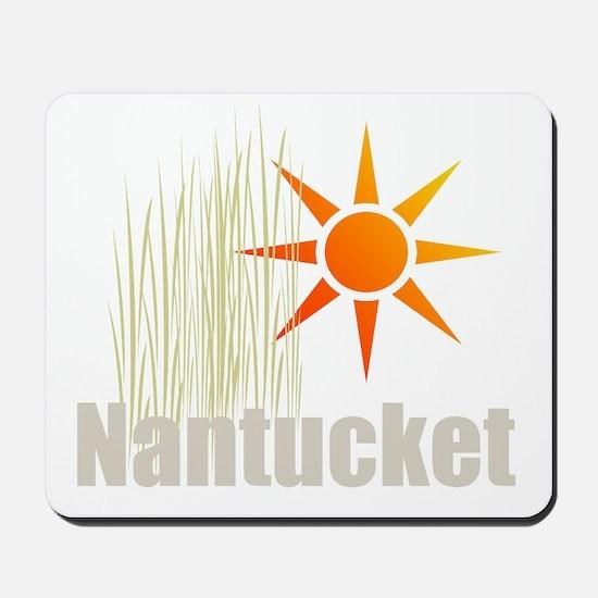 Nantucket Grass Mousepad