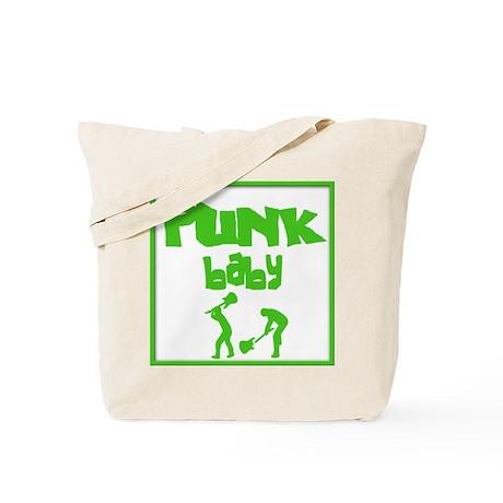 Oh Baby! Punk Rock Tote Bag
