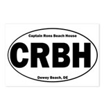 Captain Rons Postcards (Package of 8)