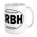 Captain Rons Large Mug