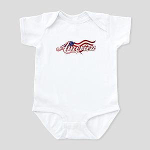 Patriotic T-Shirts: Infant Bodysuit