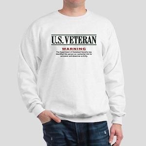 vet threat: Sweatshirt