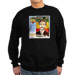 Haile Selassie I Sweatshirt (dark)