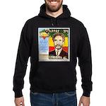 Haile Selassie I Hoodie (dark)