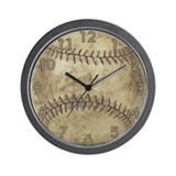 Baseball Wall Clocks
