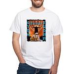 Lion of Judah 5 White T-Shirt
