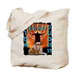 Lion of Judah 5 Tote Bag