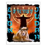 Lion of Judah 5 Small Poster
