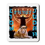 Lion of Judah 5 Mousepad