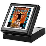 Lion of Judah 5 Keepsake Box