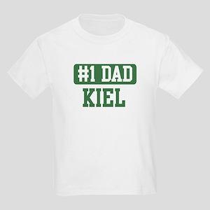 Number 1 Dad - Kiel Kids Light T-Shirt