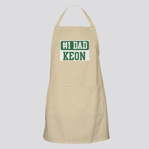 Number 1 Dad - Keon BBQ Apron