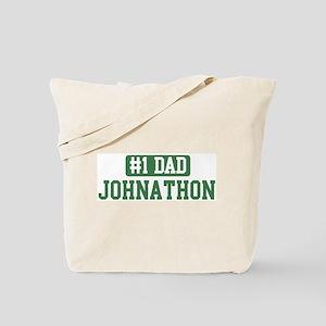 Number 1 Dad - Johnathon Tote Bag