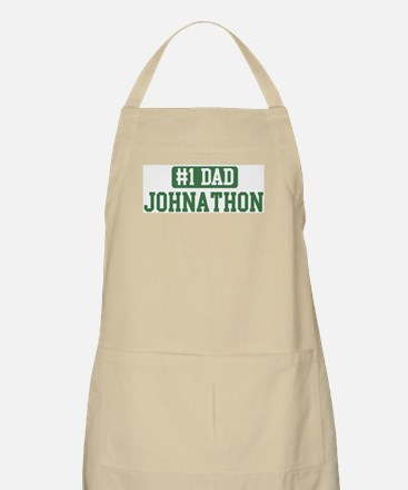 Number 1 Dad - Johnathon BBQ Apron