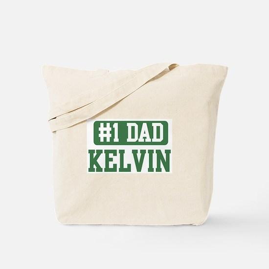 Number 1 Dad - Kelvin Tote Bag