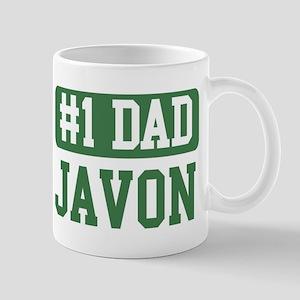 Number 1 Dad - Javon Mug