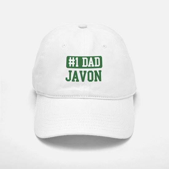 Number 1 Dad - Javon Baseball Baseball Cap