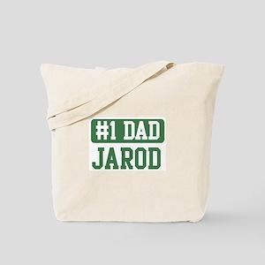 Number 1 Dad - Jarod Tote Bag