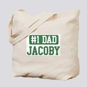 Number 1 Dad - Jacoby Tote Bag