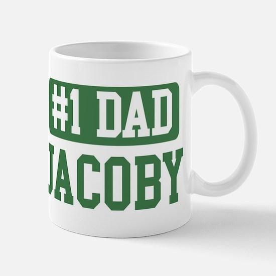 Number 1 Dad - Jacoby Mug