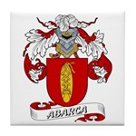 Abarca Coat of Arms Tile Coaster