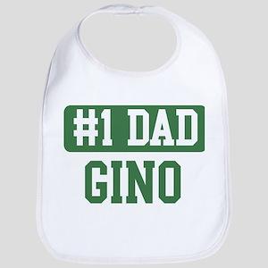Number 1 Dad - Gino Bib