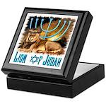 Lion of Judah 3 Keepsake Box