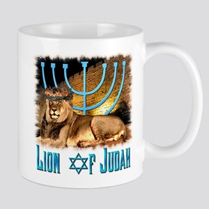 Lion of Judah 3 Mug