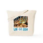 Lion of Judah 3 Tote Bag