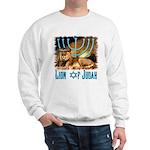 Lion of Judah 3 Sweatshirt