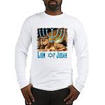 Lion of Judah 3 Long Sleeve T-Shirt