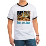 Lion of Judah 3 Ringer T