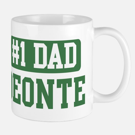Number 1 Dad - Deonte Mug