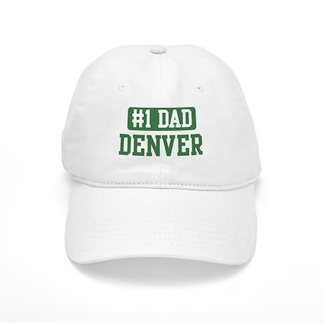 Number 1 Dad - Denver Cap