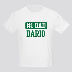 Number 1 Dad - Dario Kids Light T-Shirt