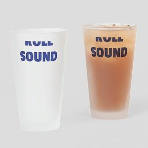 Roll Sound Filmmaker Gift for Direc Drinking Glass