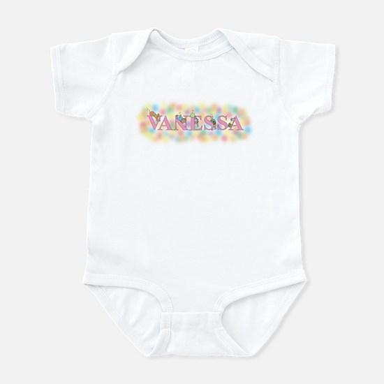 """""""Vanessa"""" with Mice Infant Bodysuit"""