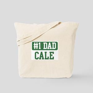 Number 1 Dad - Cale Tote Bag
