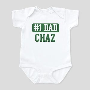 Number 1 Dad - Chaz Infant Bodysuit